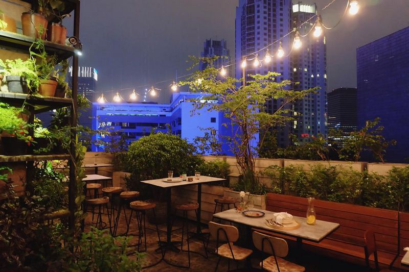 Hause Rooftop & Kitchen (jakarta100bars.com)