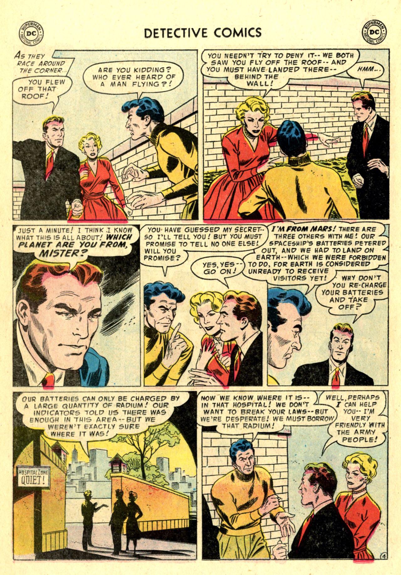 Detective Comics (1937) 234 Page 19