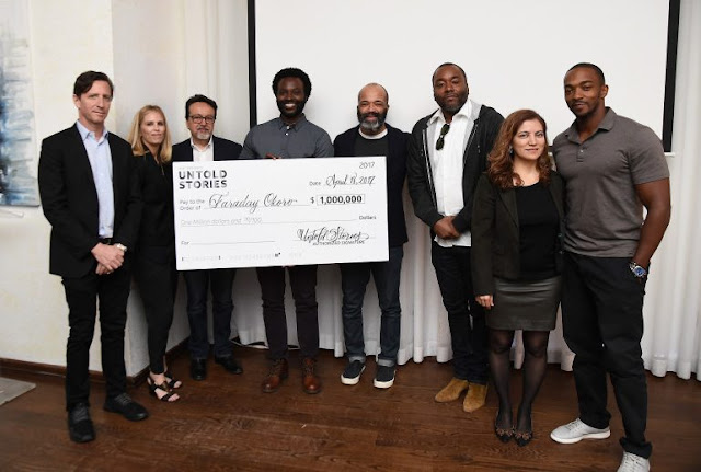 Image result for Nigerian filmmakers win $1m grant