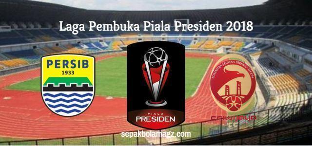 Pembukaan & Penyisihan Grup A Piala Presiden 2018 Tetap di Stadion GBLA