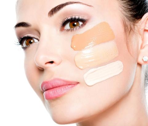 Chọn kem nền phù hợp với loại da giúp che khuyết hiệu quả