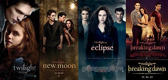 The Twilight Saga Series EPUB