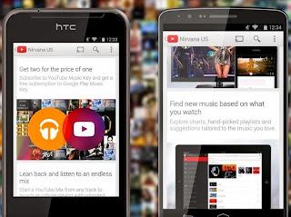 يوتيوب تعلن رسميا عن خدمتها للبث الحي للموسيقى Music Key