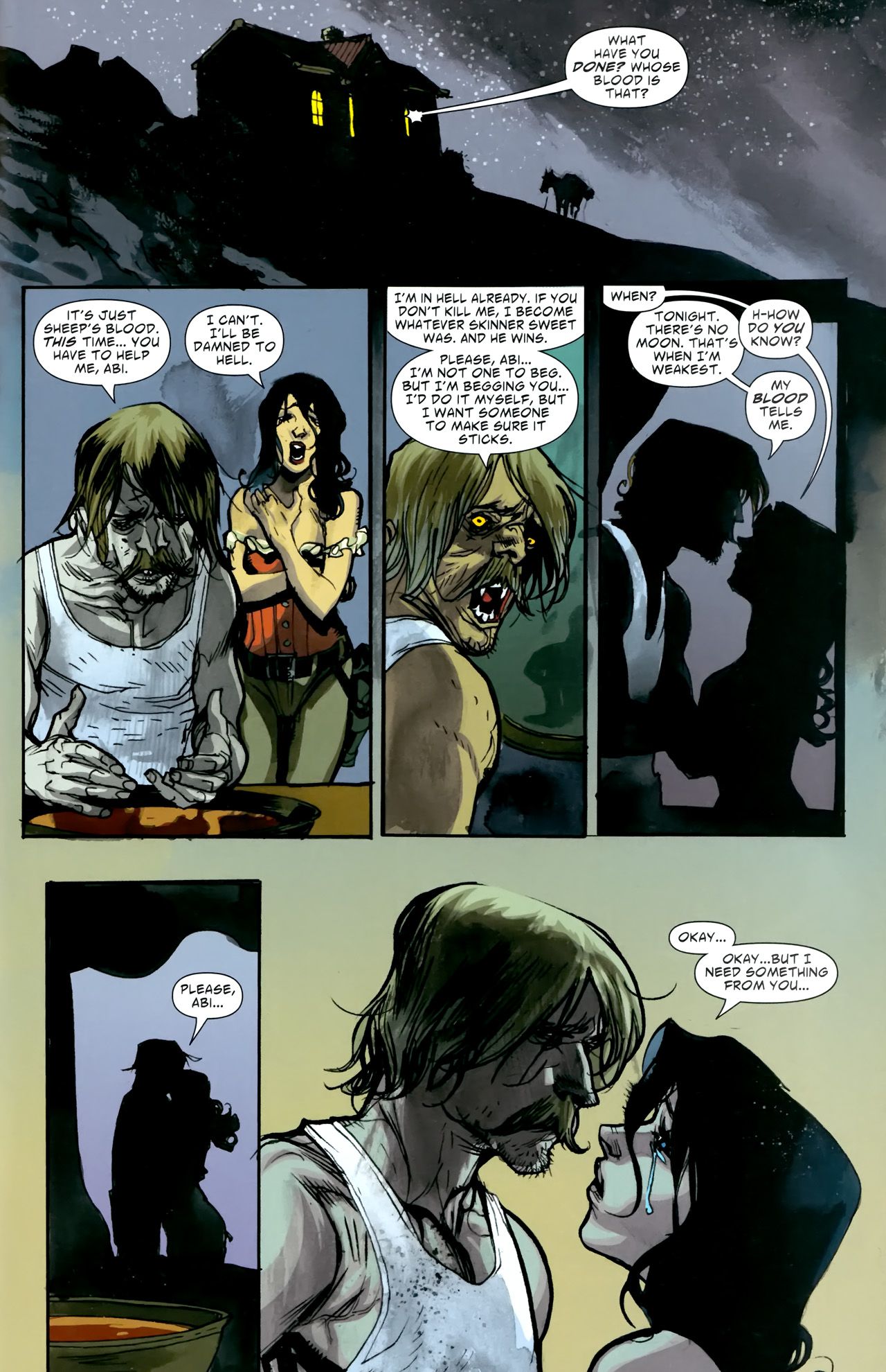 Read online American Vampire comic -  Issue #5 - 26