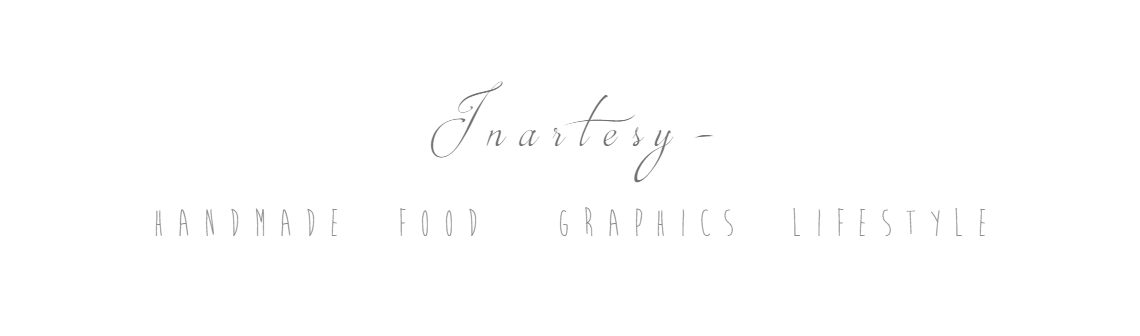 inartesy- Handmade, Food, Graphics, Lifestyle