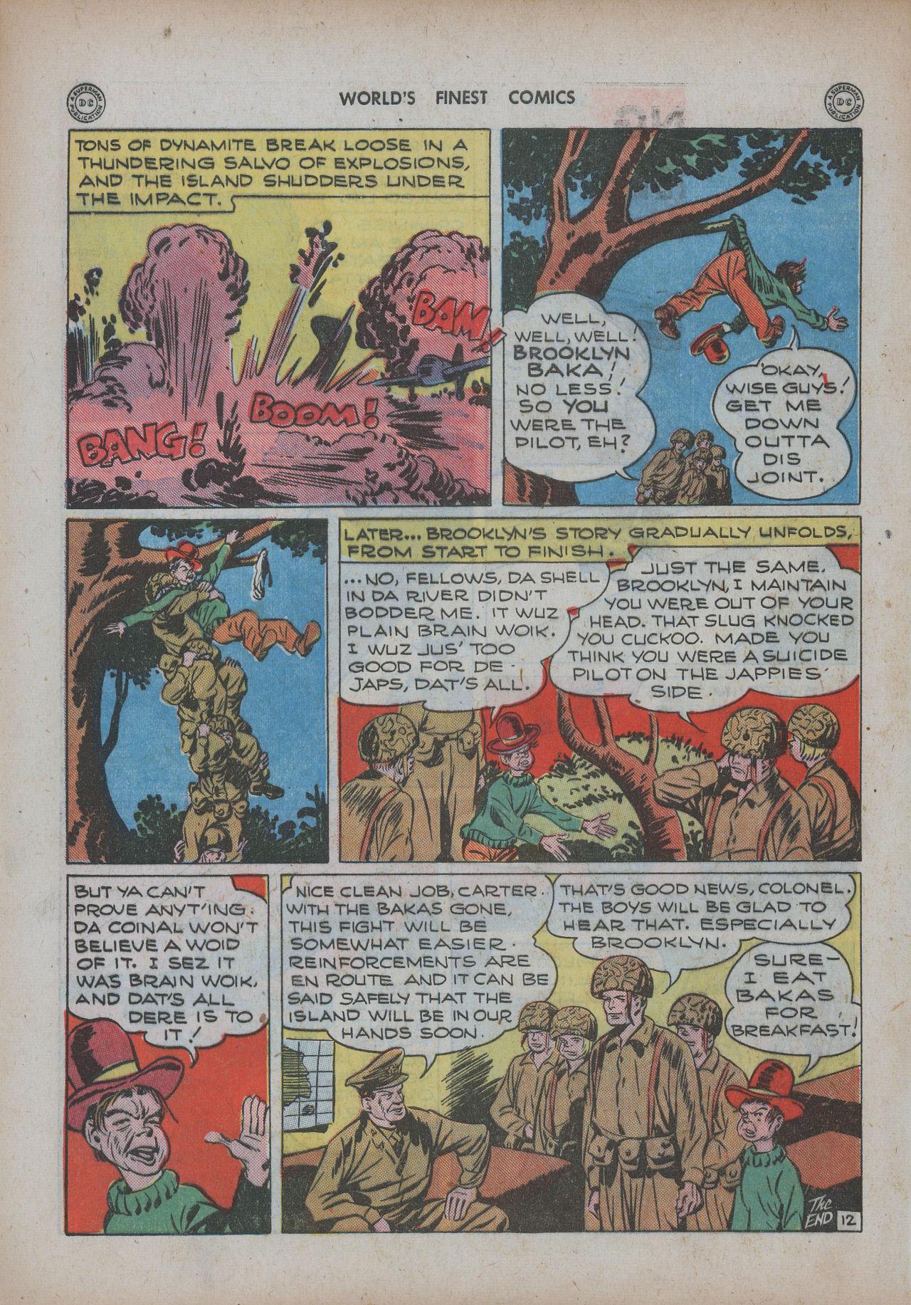 Read online World's Finest Comics comic -  Issue #20 - 46
