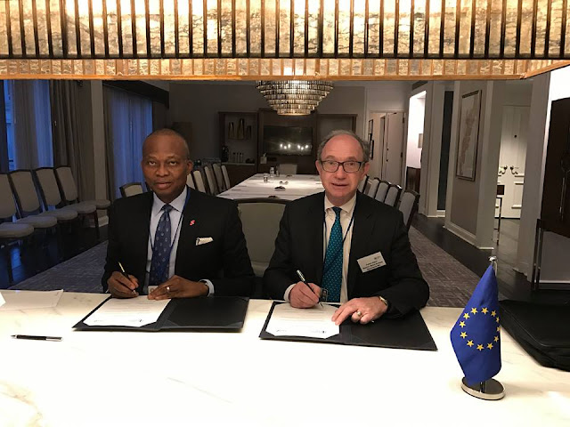European Investment Bank and UBA Agree Record EUR 60 million New Private Sector Investment Programme