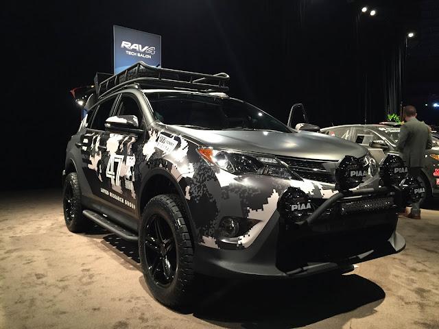 Toyota Rav4 Dub Edition