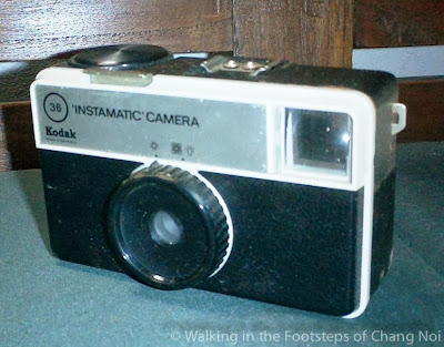 Kodak 36 Instamatic camera