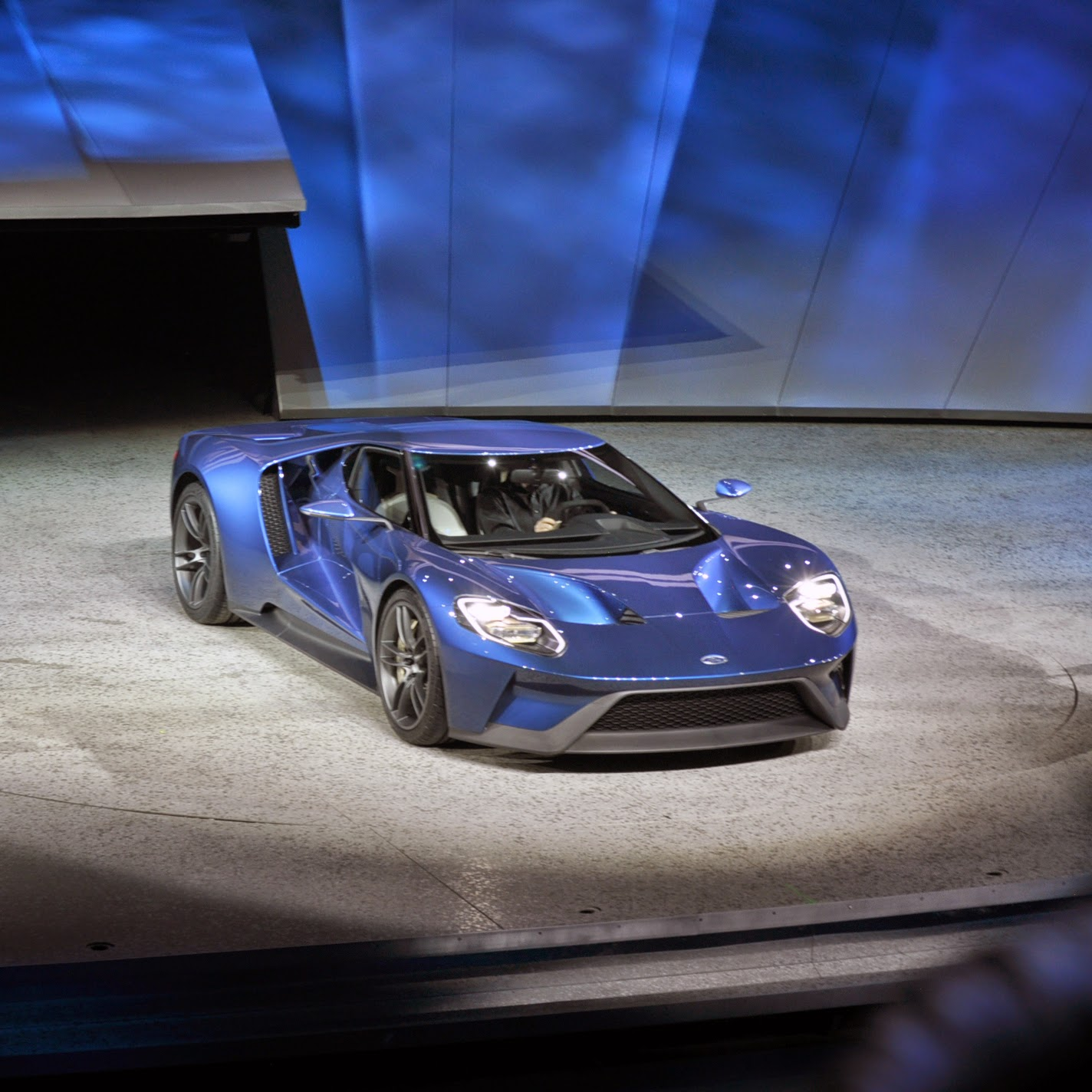 Industrial Design In Victoria Australia: Ford GT Supercar