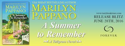 {Review | Excerpt | Giveaway} A Summer To Remember (Tallgrass #6) – Marilyn Pappano