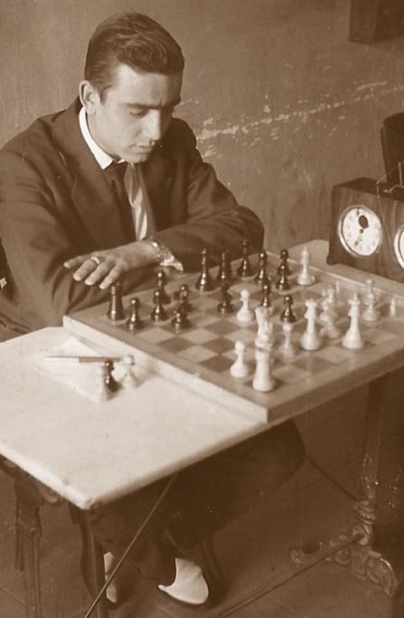 Joaquim Travesset Barba, campeón social 1960