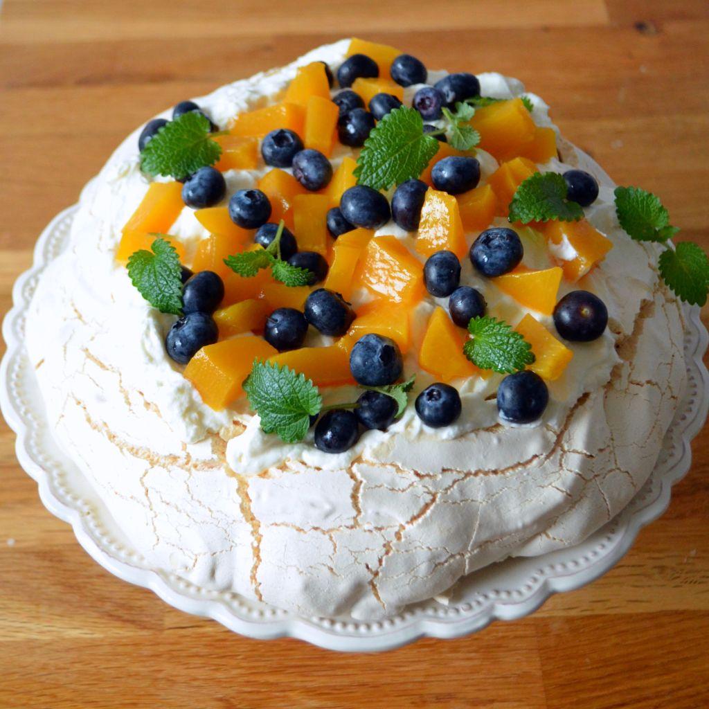 pavlova-z-mascarpone1 Pavlova z mascarpone i owocami