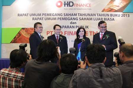 Nomor Call Center Customer Service HD Finance