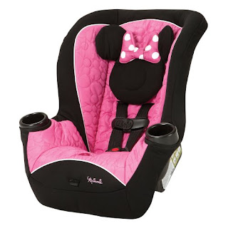Disney APT Convertible Car Seat, Mouseketeer Minnie