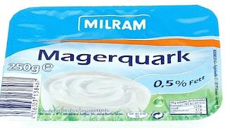 Resultado de imagem para queijo quark