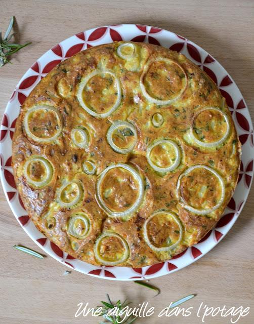 Gâteau de chou-fleur, de Yotam Ottolenghi