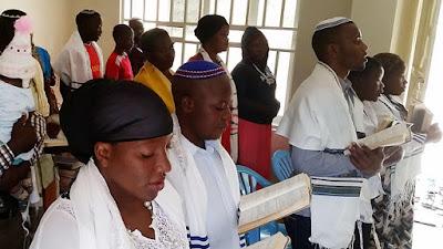 Judios de Uganda sueñan con el reconocimiento por parte de Israel