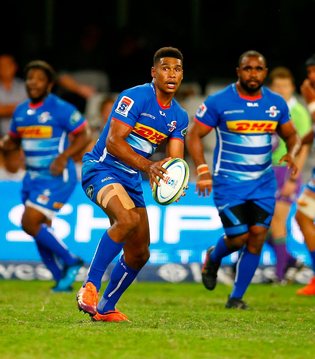 Damian Willemse of the DHL Stormers during the Super Rugby match