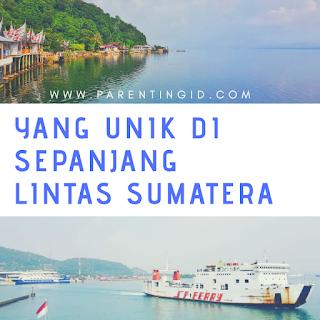Yang Unik di Sepanjang Lintas Sumatera