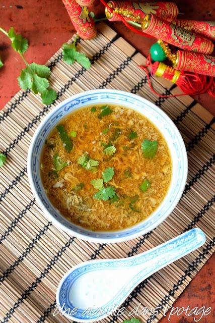 Soupe de boeuf à la coriandre fraîche, de Ken Hom