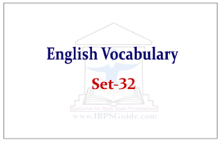 "English Vocabulary Set-33 (Synonyms-Antonyms-Usage) Reference – ""The Hindu"""