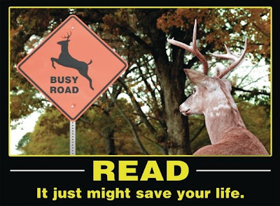 Read: It Might Just Save Your Life. www.hungergameslessons.com