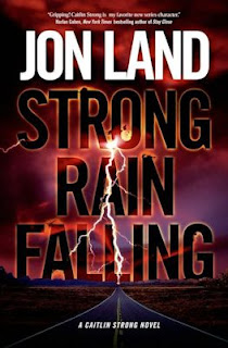 Interview with Jon Land, author of the Caitlin Strong Novels and More - August 13, 2013