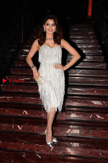 Bollywood Actress Model Urvashi Rautela Stills at Her 23rd Birthday Celebrations In Mumbai  0009.jpg