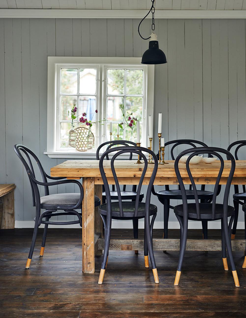 Home challenge chaises mes coups de coeur - Peindre une table en fer ...
