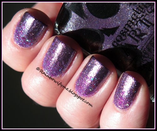 Cosmetic Arts ~ No name purple shimmer