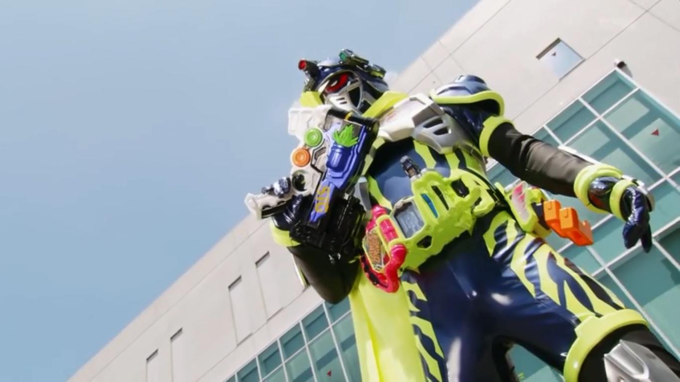 Kamen Rider Ex-Aid Subtitle Indonesia Episode 03