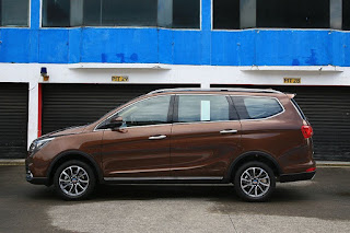 Harga Mobil Wuling Cortez