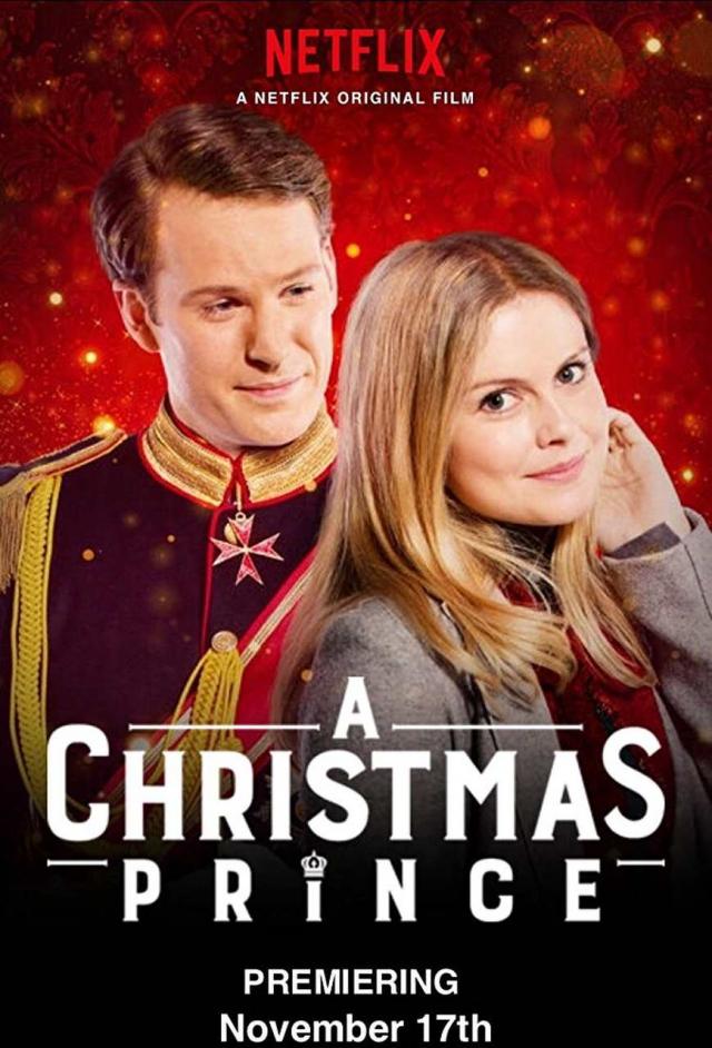 Hoàng Tử Giáng Sinh - A Christmas Prince (2017)