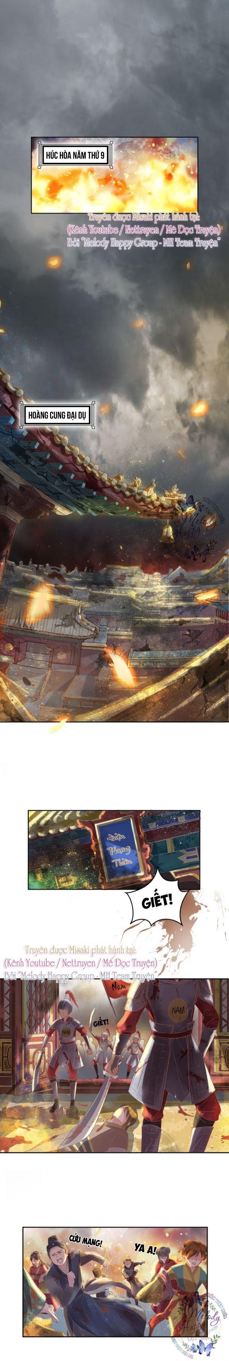 Thịnh Sủng Y Phi Chi Dao Quan Truyện - Chap 1