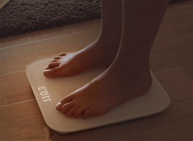 Cân sức khỏe điện tử thông minh kết nối điện thoại Xiaomi Scale