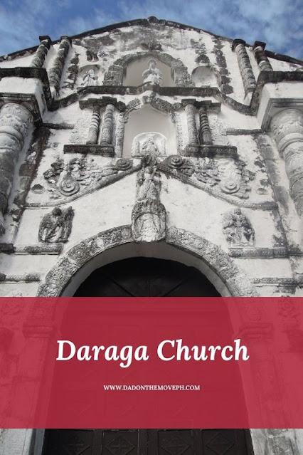 Daraga Church history