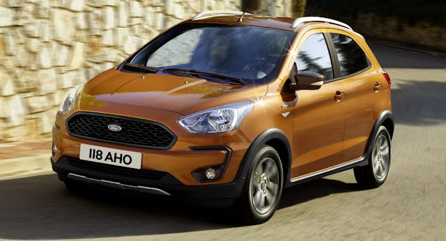 Ford, Ford Ka, Galleries, New Cars