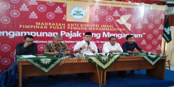 Gugat Tax Amnesty ke MK, PP Muhammadiyah: Untuk Siapa Sebenarnya Tax Amnesty Ini?