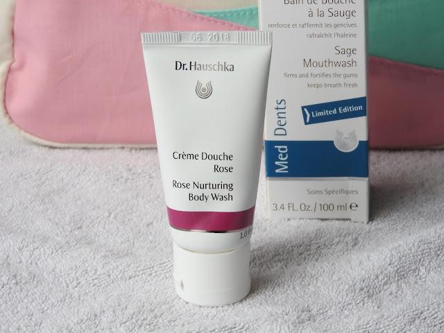 Crème de douche à la Rose - Dr Hauschka