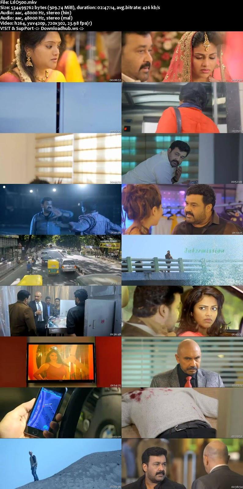 Lailaa O Lailaa 2015 UNCUT Hindi Dual Audio   Download