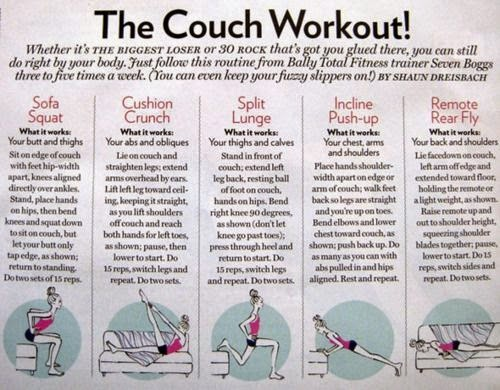 hover_share weight loss - the couch workout