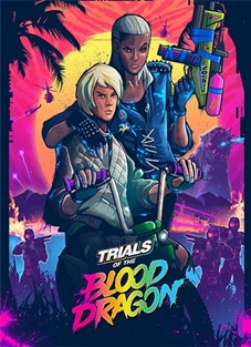 Trials of the Blood Dragon - PC (Download Completo em Torrent)