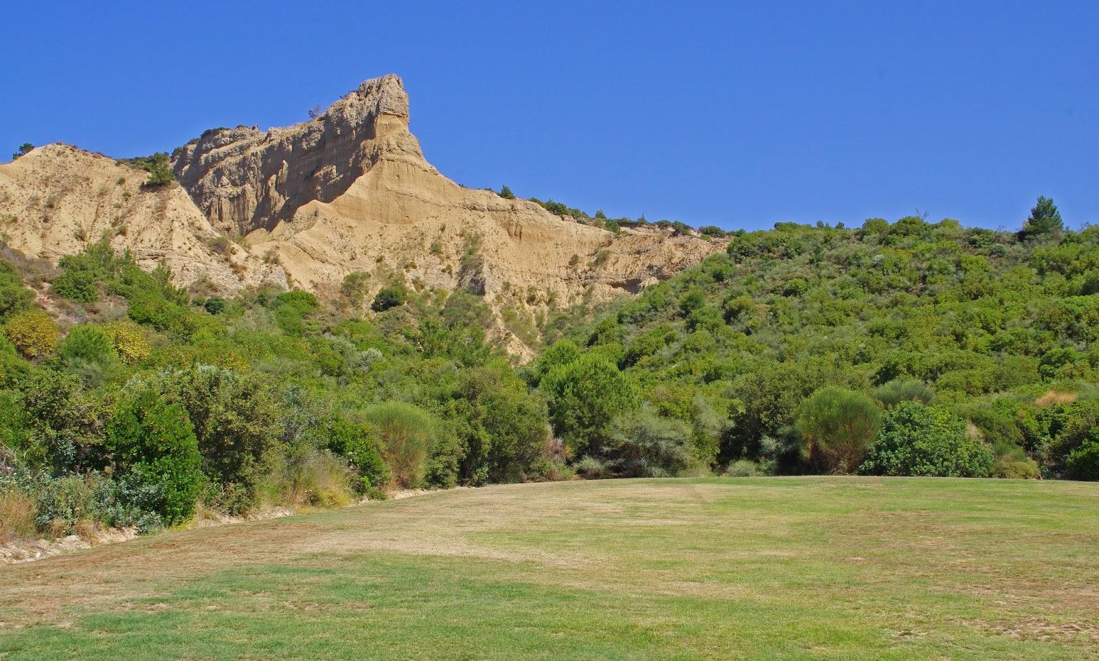 Rocky Outcrop Gallipoli