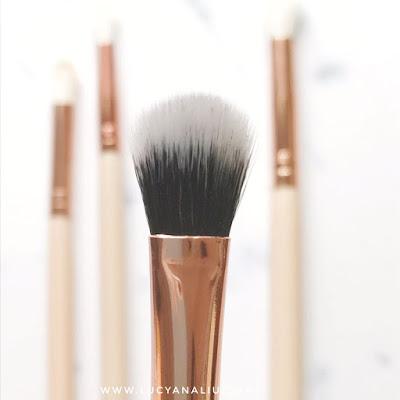Luxcrime Eyesential Brush Set