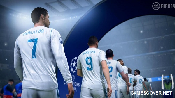 Ronaldo will be cover star of FIFA 19
