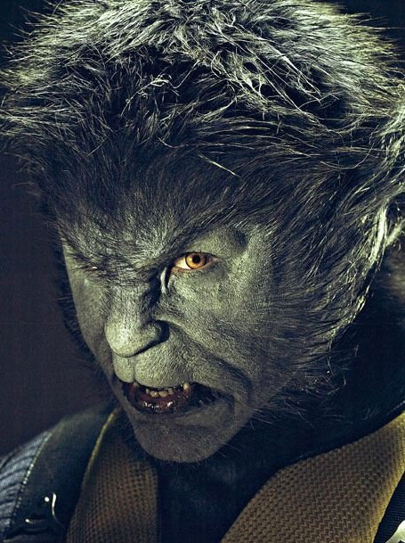 transformation inc.: Beast from xmen