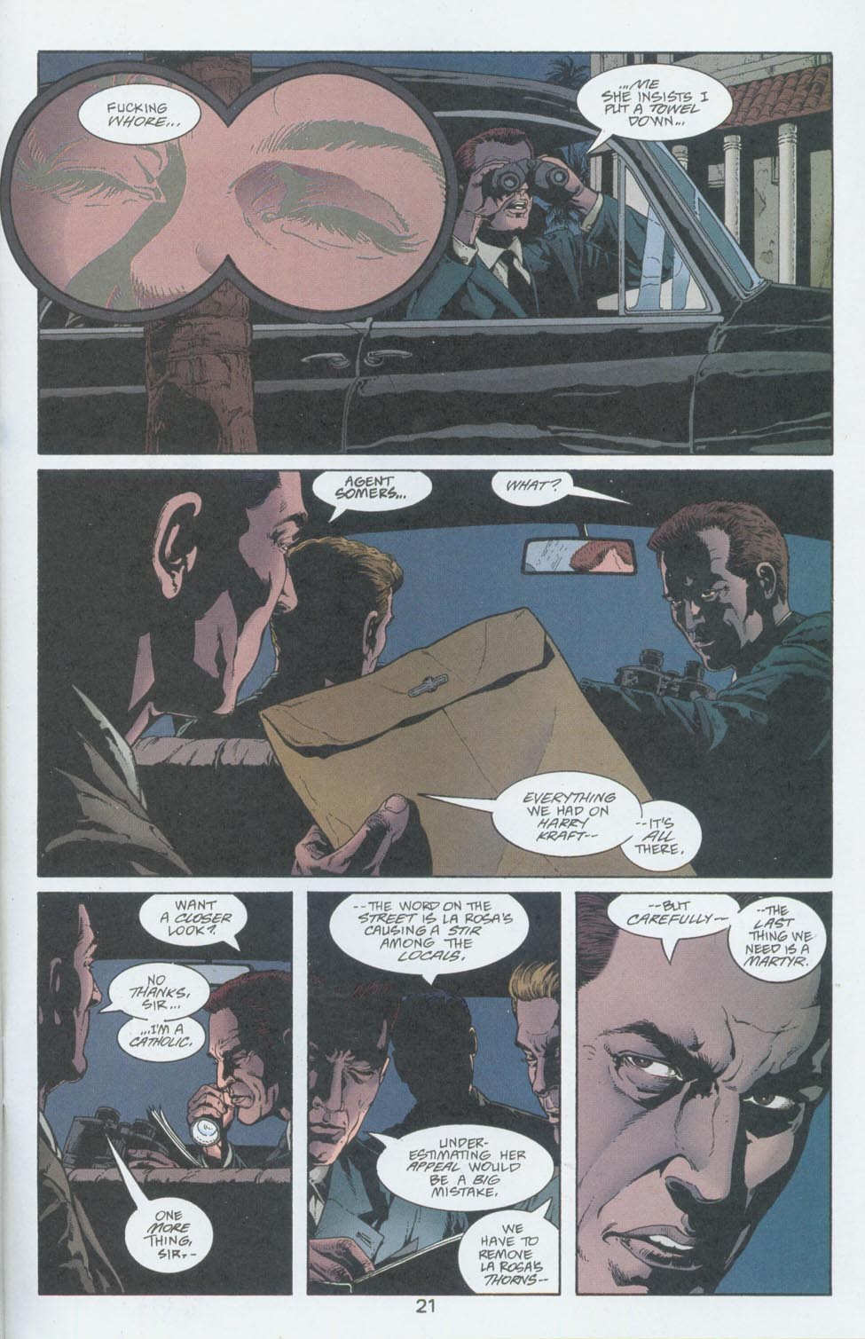 Read online American Century comic -  Issue #2 - 22