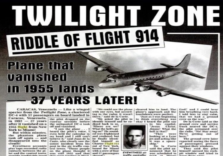 Bu olayın haberini ilk duyuran gazetenin ismi Weekly World News'di.
