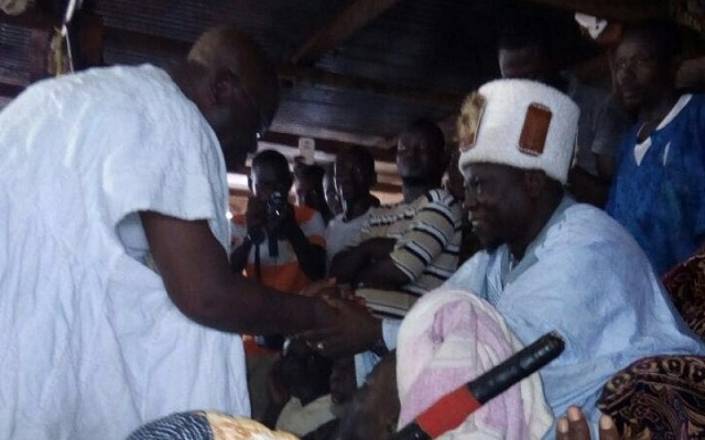 The Galvanizer Nana Akufo-Addo Makes History in Dagbon
